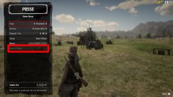 posse how to make red dead online