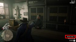 rdr2 how to rob saint denis gunsmith without bounty