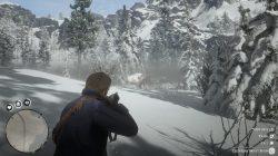 rdr2 legendary white bison