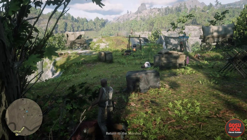 rdr2 online camp everything you need to know
