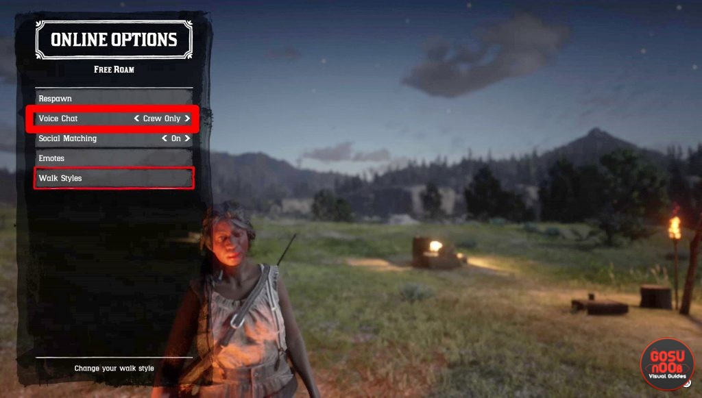 rdr2 online how to mute players