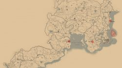 rdr2 where to find blackjack locations