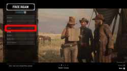 red dead online how to create posse play with friends