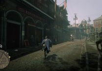 red dead redemption 2 saint denis gunsmith locked metal door