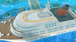ssanna ship