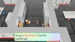 Talk to beautiful spy