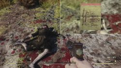 toxic valley treasure map 2 fallout 76 location