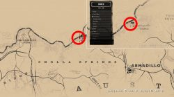 where to find otis millers revolver location rdr2