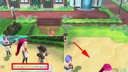 where to find pokemon lets go safari set outfit