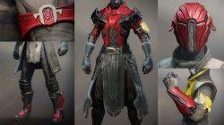 destiny 2 warlock scourge of the past armor gear gunsmith's