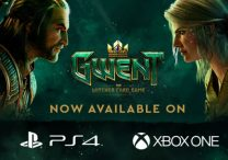 Gwent & Thronebreaker Launch on PlayStation 4 & Xbox One