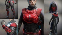 hunter scourge past raid gear destiny 2 bladesmith's