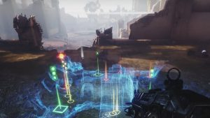 Inssurection Prime map