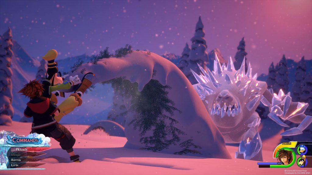 Kingdom Hearts 3 Director Addresses Massive Gameplay Leak