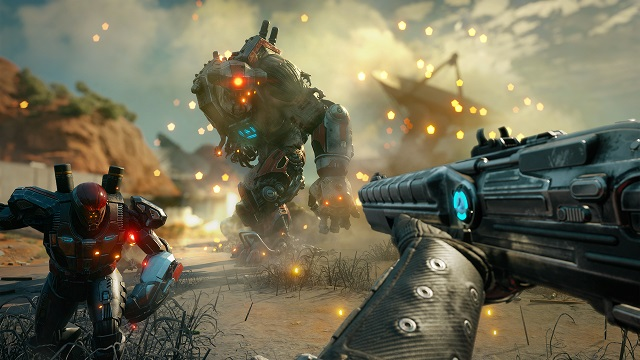 Rage 2 Celebrates 12 Days of Ragemas in New Trailer