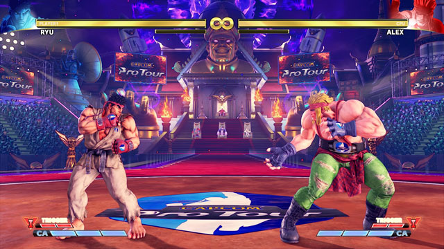 Street Fighter V In-Game Ad Controversy Addressed By Capcom