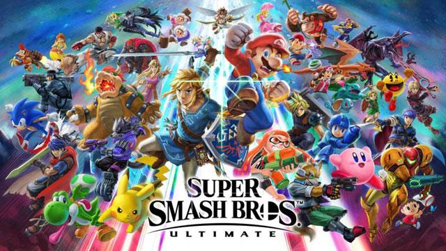 Super Smash Bros Ultimate Fastest-Selling Nintendo Game in Europe