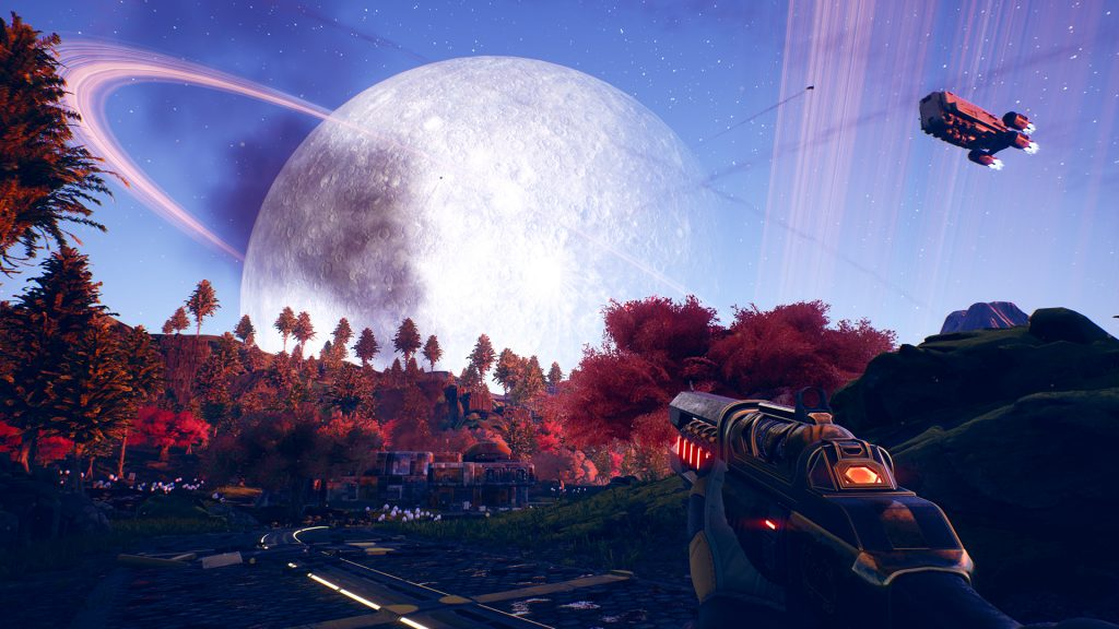 The Outer Worlds Won't Feature Companion Romance Quests