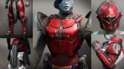 titan scourge of the past raid gear bulletsmith's destiny 2