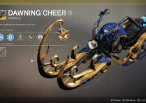 destiny 2 dawning cheer sparrow how to get