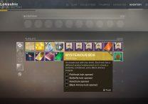 destiny 2 mysterious box exotic quest