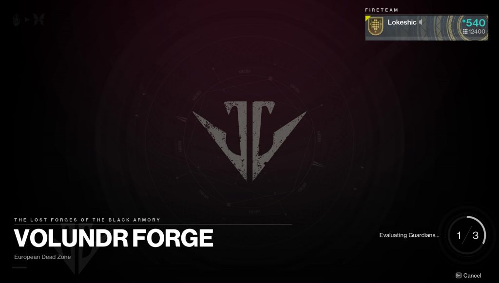destiny 2 volundr forge