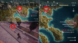 echion the watcher legacy of first blade ac odyssey location