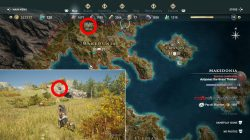 order of hunters cultist locations where to find phratagoune the keeper ac odyssey dlc