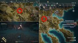 order of the ancients legacy first blade ac odyssey cultist location