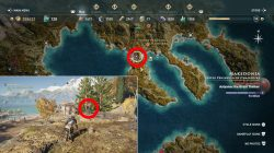 where to find timosa the physician cultist order of the ancient hunters ac odyssey