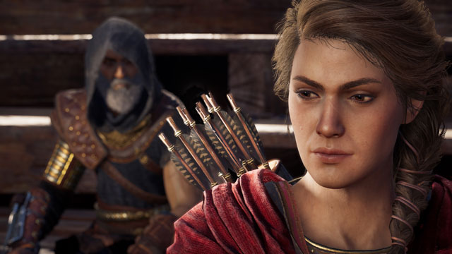 AC Odyssey Legacy of First Blade Episode Two Release Date Announced
