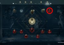AC Odyssey Legacy of First Blade Shipwreck Cove Cultist Clue Location