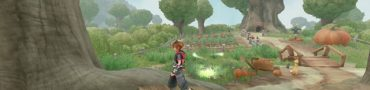 Kingdom Hearts 3 100 Acre Wood Lucky Emblem Locations