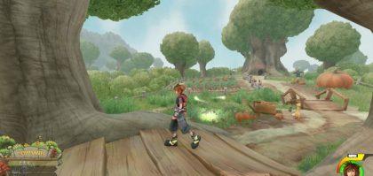 Kingdom Hearts 3 100 Acre Wood Lucky Emblem Locations