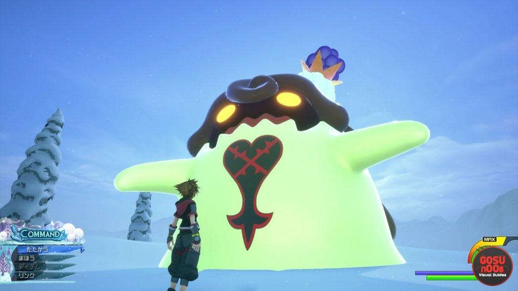 Kingdom Hearts 3 Arendelle Flantastic Seven Location & Tips