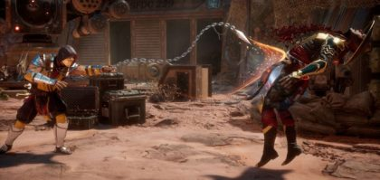 Mortal Kombat 11 Beta Launch Date Revealed for Late March