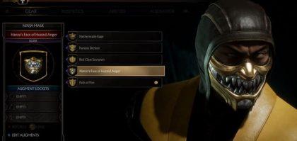 Mortal Kombat 11 Character Customization Will Include Skins, Gear