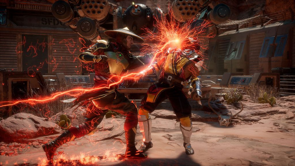 Mortal Kombat 11 First Gameplay Trailer is Violent, Gory Fun