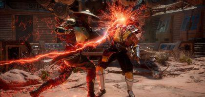 Mortal Kombat 11 First Gameplay Trailer is Violent, Gory Fun