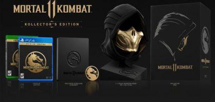 Mortal Kombat 11 Preorder Bonuses & Special Edition Content Revealed