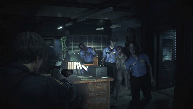 Resident Evil 2 Remake Safe Unlock Puzzle Solutions