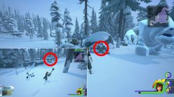 arendelle where to find lucky mickey head emblems kingdom hearts 3
