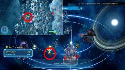 how to get damascus synthesis material with kh3 gummiship