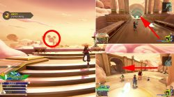 kingdom hearts 3 all olympus lucky emblem mickey head locations where to find