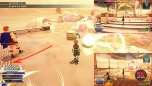 kingdom hearts 3 battle portal locations