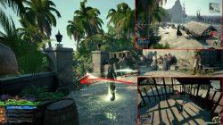 kingdom hearts 3 caribbean mickey head locations