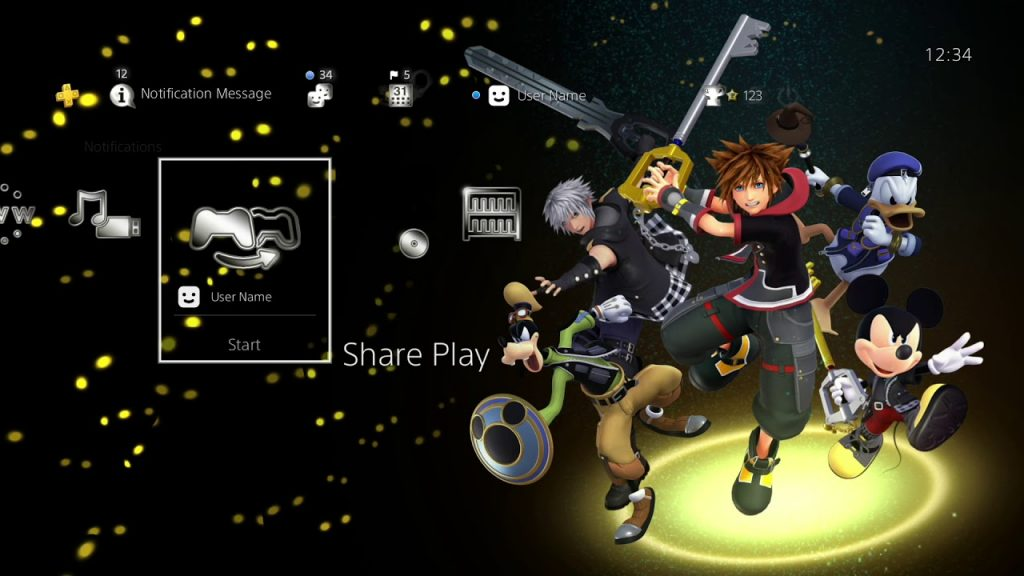 kingdom hearts 3 impossible odds theme
