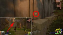 kingdom hearts 3 lucky emblem locations twilight town the woods