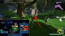 kingdom of corona damascus location kingdom hearts 3