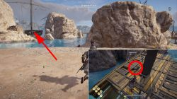 order of the storm shipwreck cove clue location legacy first blade ac odyssey